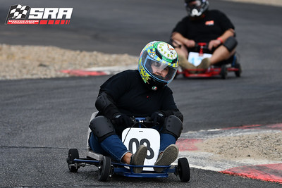 Go Quad Racer # 08