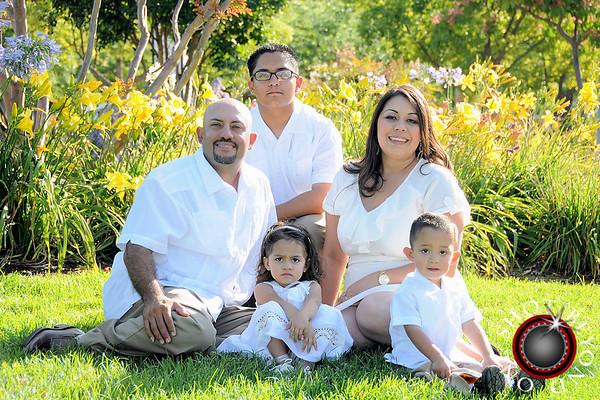 Sylvia & Raul-Family Session
