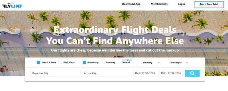 flyline flight subscription