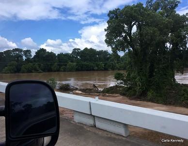 2016 06-05 Brazos River near Hempstead