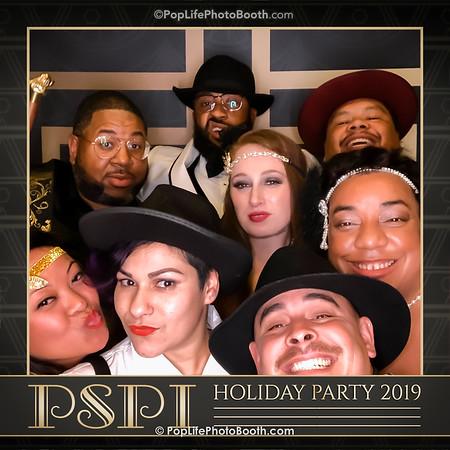 120719 PSPI Holiday Party