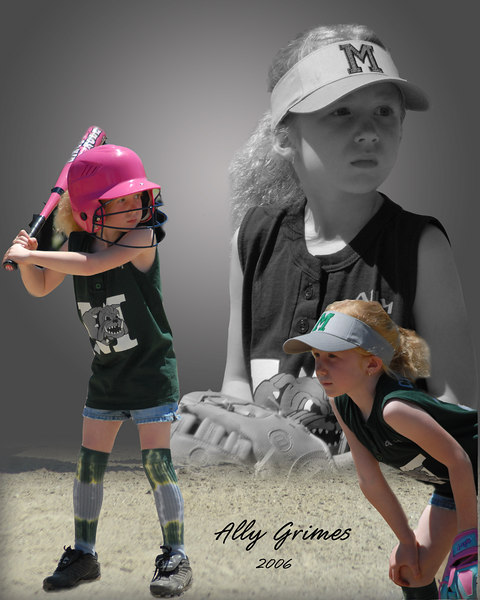 Ally Grimes Collage