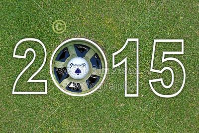2015 Girls' Golf
