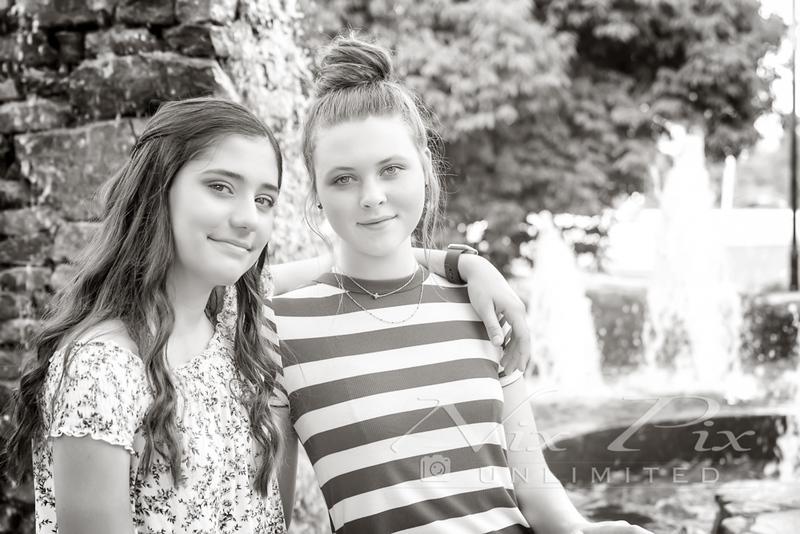 Hannah and Karly - iPix