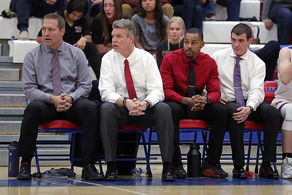 2019 Arcadia Basketball Coaches