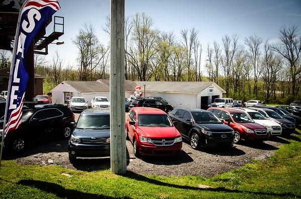 Cloud Springs Car Lot