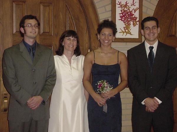Debby's Wedding