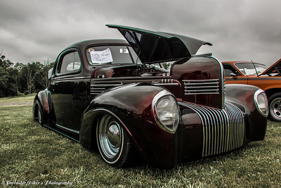 Hot Rod And Customs Car Show