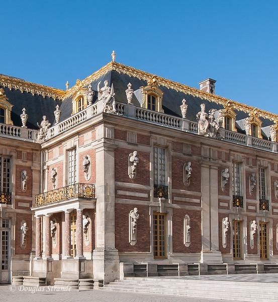 Chateau Versailles detail