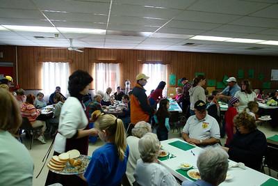 Rachel O'Brien's Benefit Dinner 3-11-07