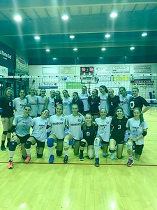 CSN Volleyball Trip to Italy