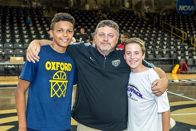 Oakland University Basketball Camp