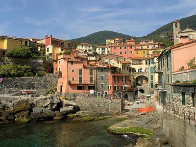 Ligurische kust en Cinque Terre (I.)
