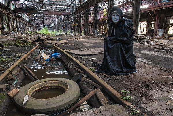 Ghoul at Pan Am bldg