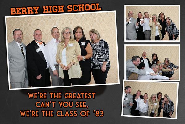 Berry High School Class of 1983