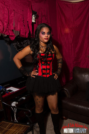 Tiffany & Tasha Halloween Party