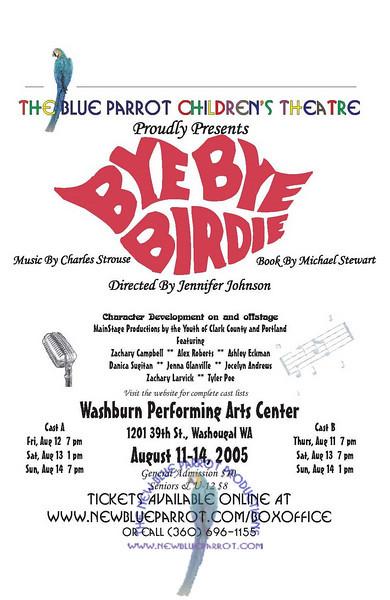 2005 - Bye Bye Birdie Cast B