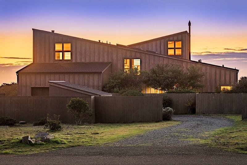 Leeward Road, Sea Ranch, California