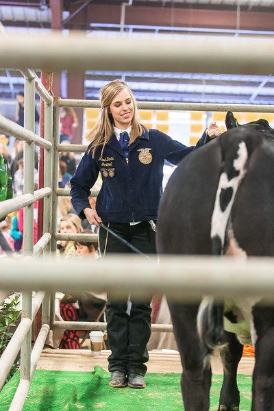 Tomball ISD FFA 2017 Project Show