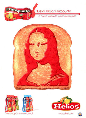 MONA LISA ads