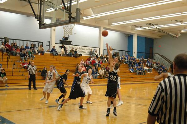 W Basketball Jan. 16th