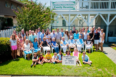 Sheehan - Blanco - McCusker Family Reunion - 7/25/2015