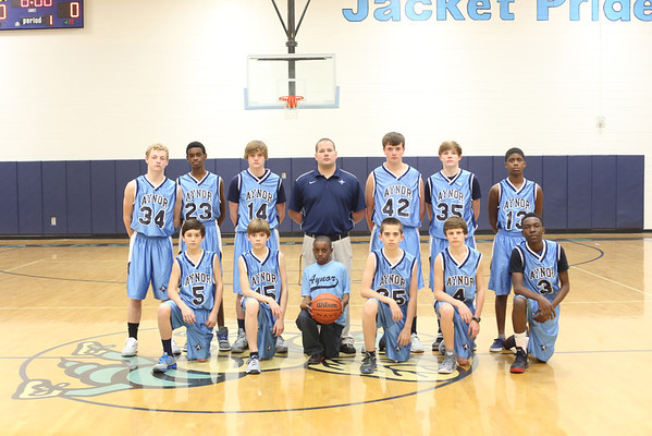 AMS Boys Basketball