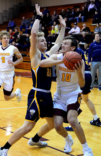 HS Basketball: North Ridgeville @Avon Lake 01032019
