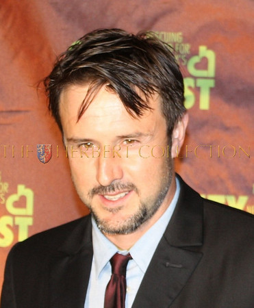 David Arquette Hosts City Harvest's 'An Evening of Practical Magic'  April 22, 2009