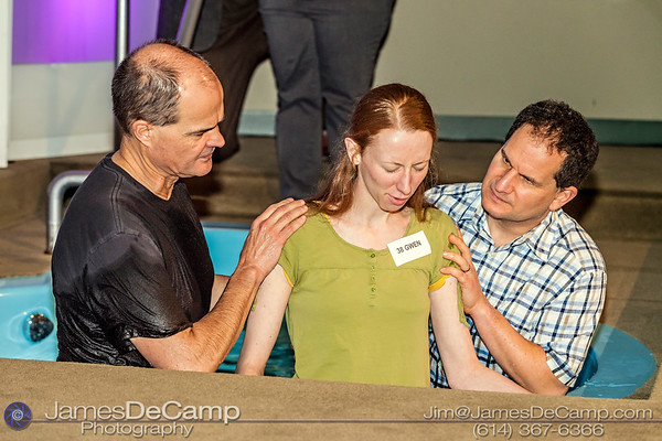 2011 Baptisms