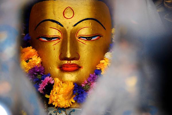 Monkey Temple - Kathmandu, Nepal