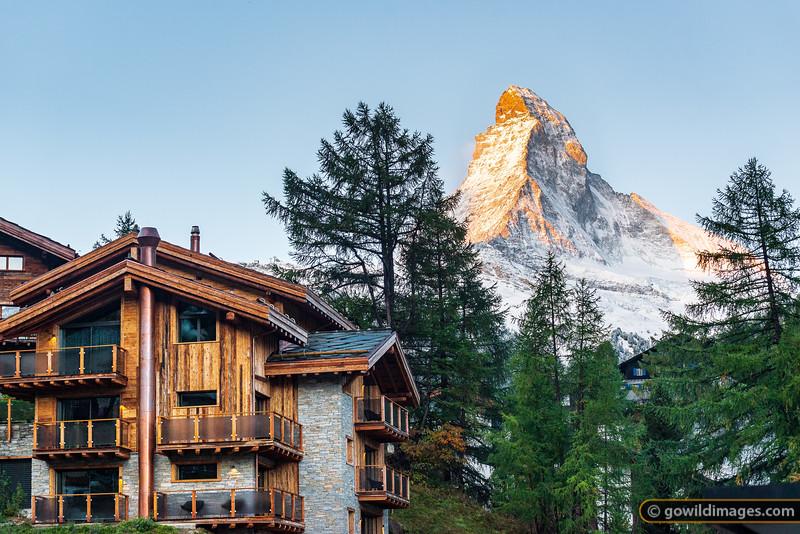 Zermatt's Icon