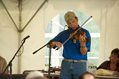 Bolton Fair 2011 Fiddler's Contest