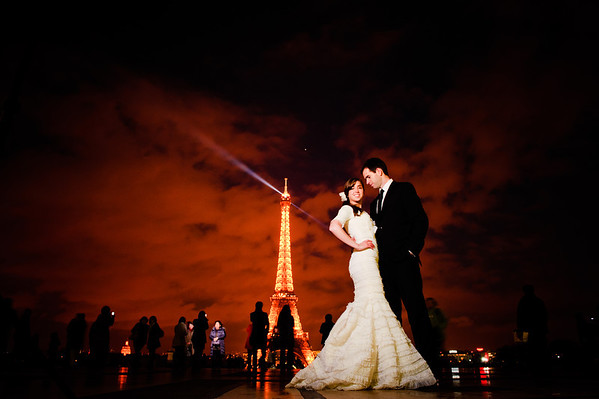 Paris Wedding Pictures (Highlights)
