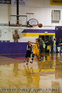 Lady Rockets VS New Hope Championship Game 5 Feb 2011