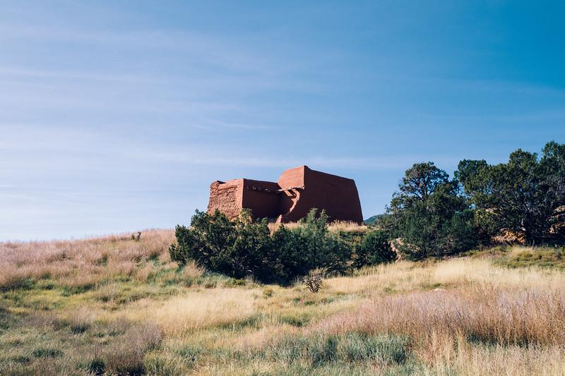 Pecos Pueblo Ruins