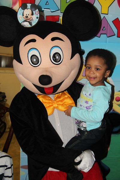 Happy 3rd Birthday Emani Love Mickey 2018