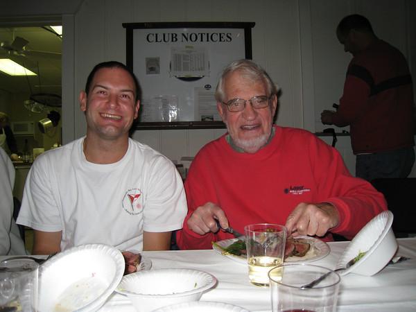 Jon Deutsch, David Hazlehurst
