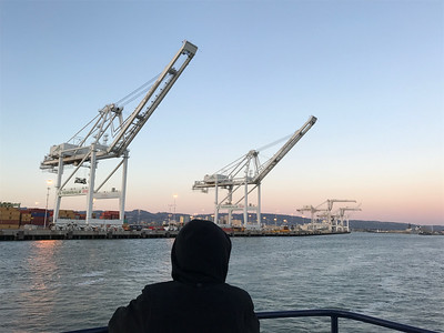 Oakland Harbor Tour -- May 2017