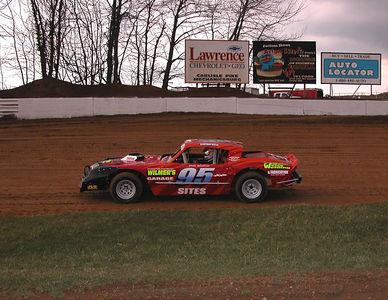 Silver Spring Speedway-PA 3-27-04