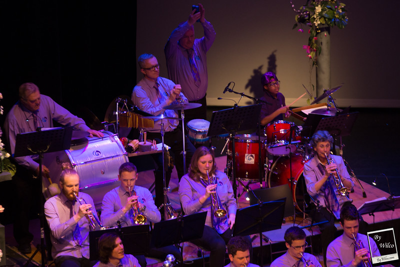7-4-2018 | 55 jarig bestaan Harmonie Eendracht met Karin Bloemen | Door Wilco Steenveld #Bywilco