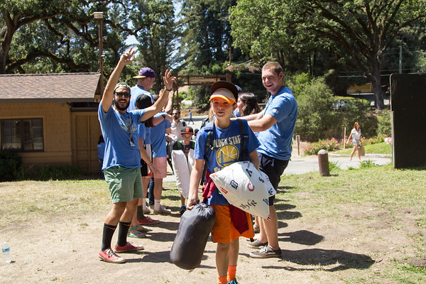 2015 Redwood Camp Week 7 - July 26–Aug 1