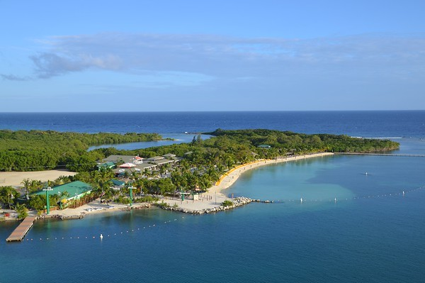 Mohagany Bay Honduras