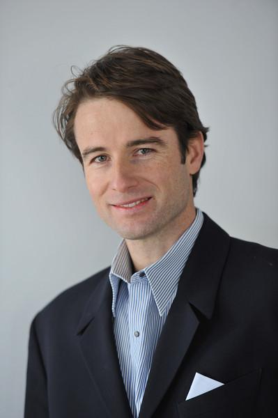 Thomas Saujet portrait ICP President