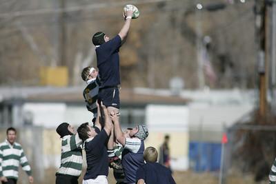 Rugby: Game 1: UVSC vs BYU 2nd XV