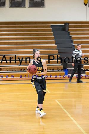 Girls Basketball vs Marshall