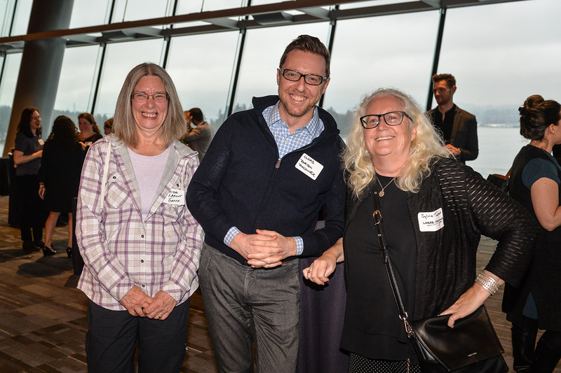 March 29, 2018 - Tourism Vancouver held their monthly M2M Mixer at the Vancouver Convention Centre West hosted by the Vancouver International Auto Show. Photography courtesy of Scott Brammer Photography.