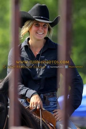 Open Ranch Horse Rail Pleasure   08/15/21