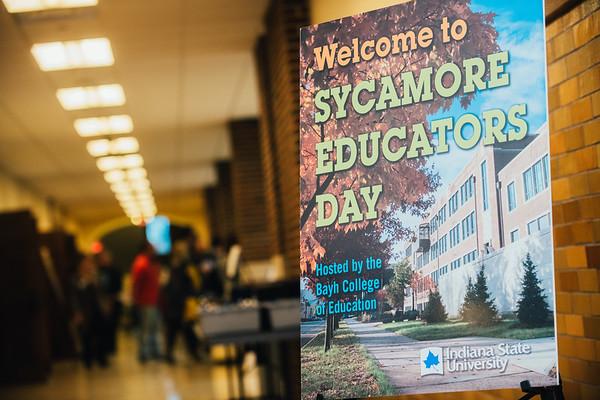 Sycamore Educators Day 2017