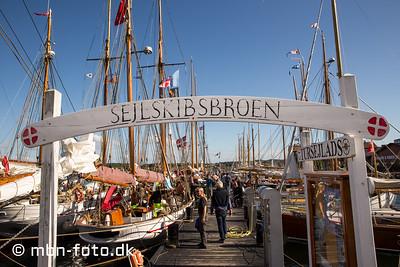 Fyn Rundt For Bevaringsværdige Sejlskibe 28/07 2017